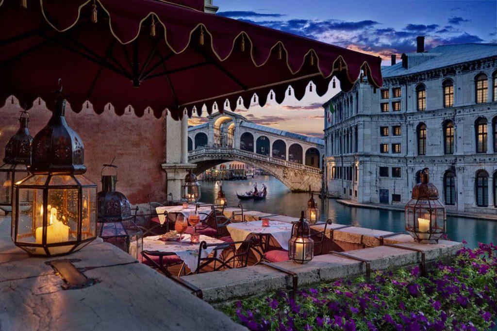 Hotel Al Ponte Antico, Venice (Italy)