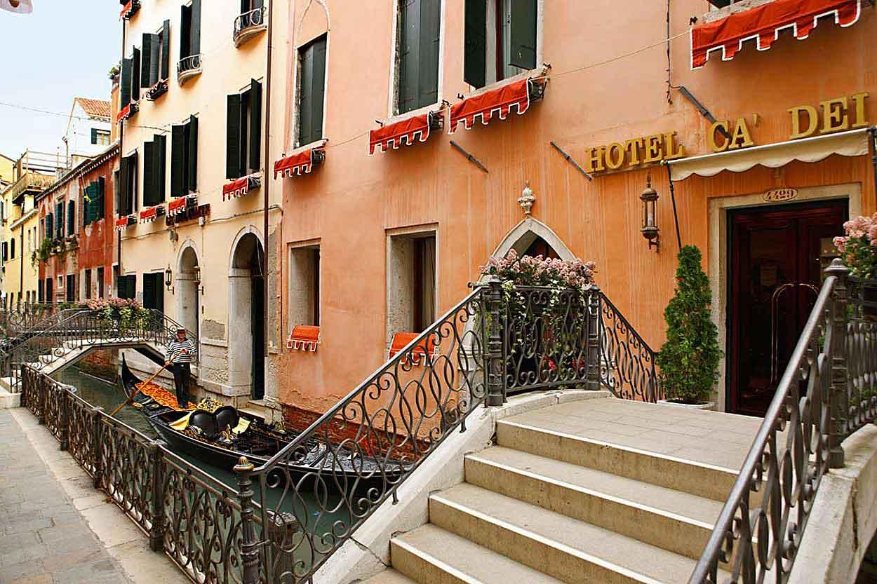 Hotel Ca' dei Conti, Venice Italy