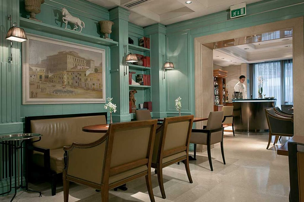 Hotel Stendhal, boutique hotel in Rome