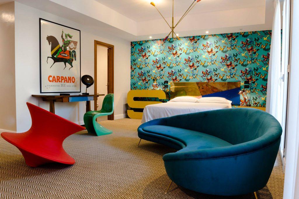 Hotel Trieste room - Verona (Italy)