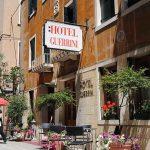 Hotel Guerrini, Venice Italy (railway station)
