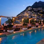 Le Sirenuse luxury hotel in Positano (Amalfi Coast, Italy)