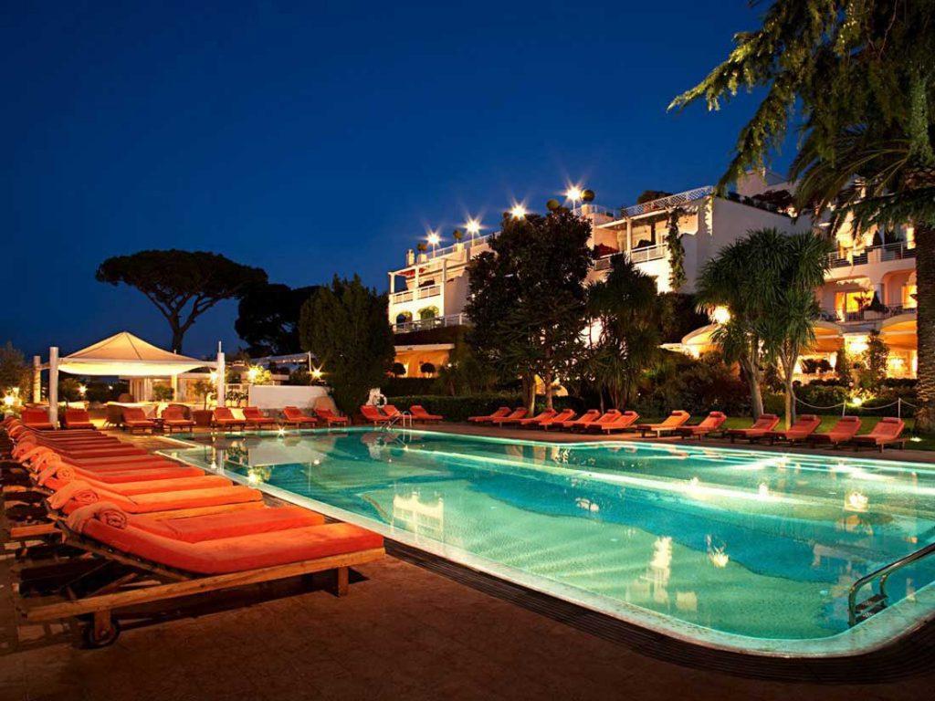 Capri Palace Hotel & SPA, Anacapri Italy