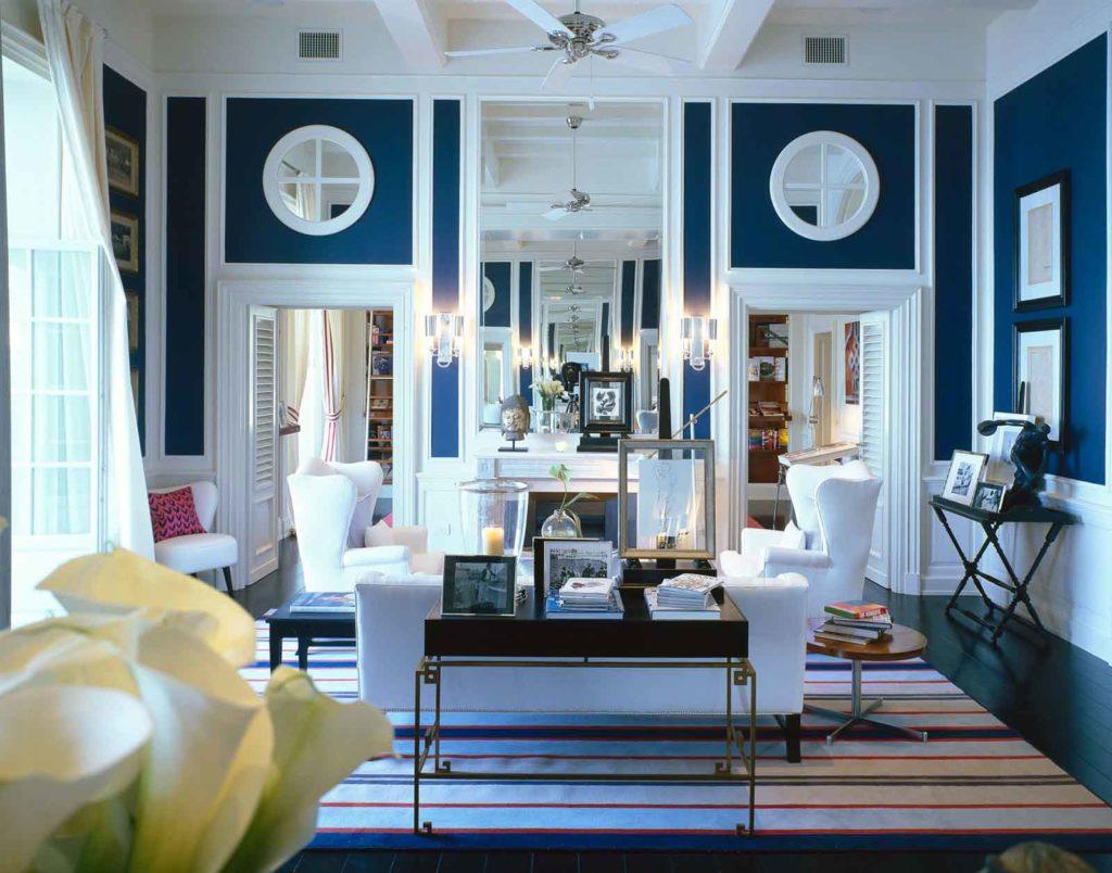 JK Place Capri - hotel lounge (lobby)